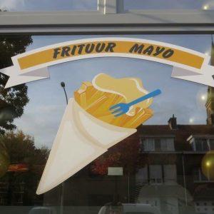 Frituur Mayo